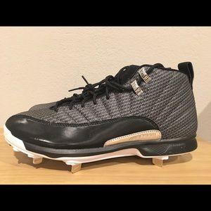 Mens Nike Air Jordan 12 XII Retro Baseball Size 10